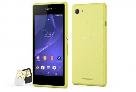 Sony Xperia E3 E2212 Dual SIM