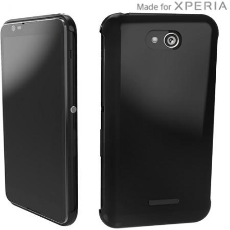 Калъф за Sony Xperia E4 Glossy Back