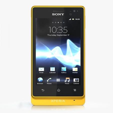 Снимки на Sony Xperia Go ST27