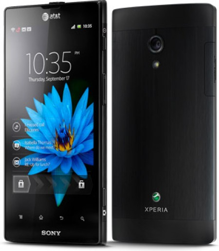 GSM Sony Xperia ION LT28h