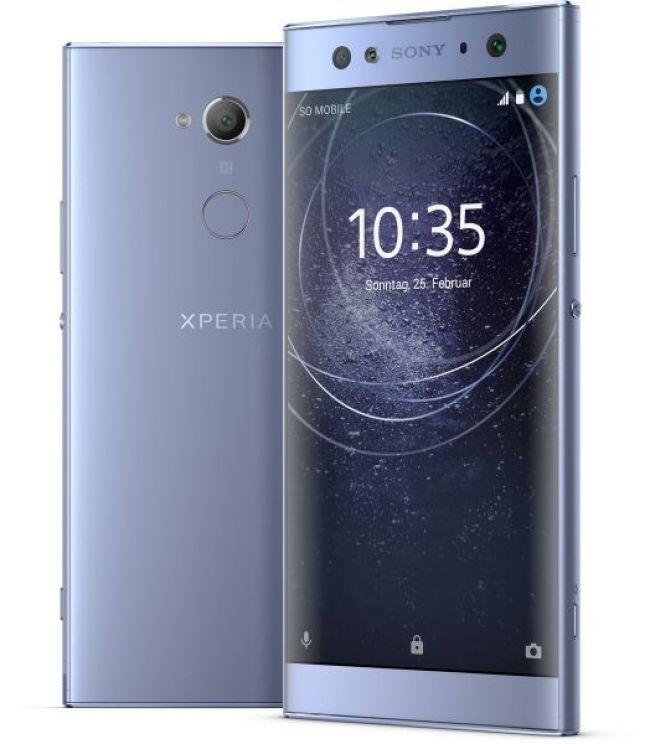 Снимки на Sony Xperia L2