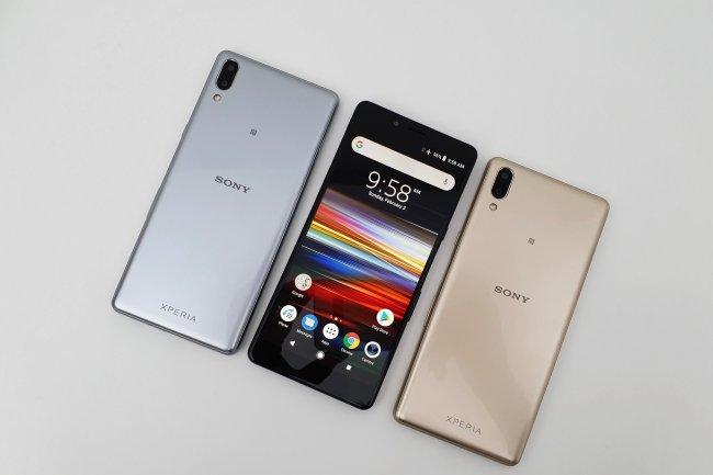 Цена на Sony Xperia L3 i4332 DUAL