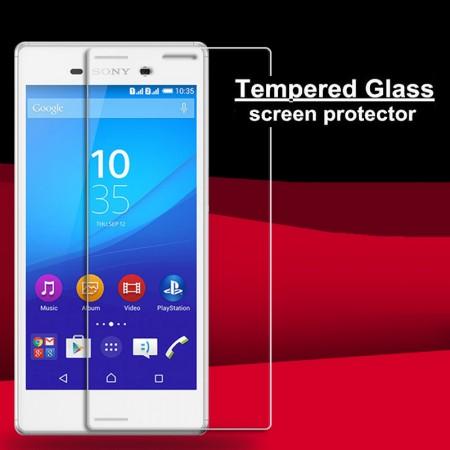Стъклен Протектор за мобилен телефон Sony Xperia M4 AQUA Glass
