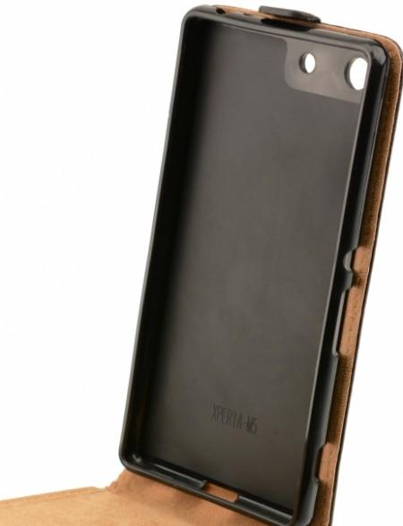 Калъф за Sony Xperia M5 Flip Flexi