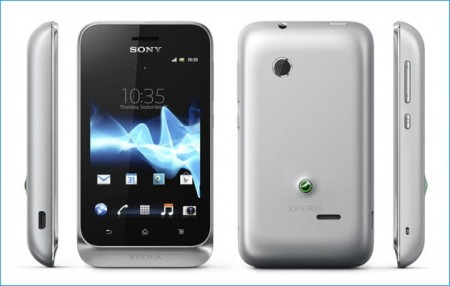 GSM Sony Xperia Tipo ST21i