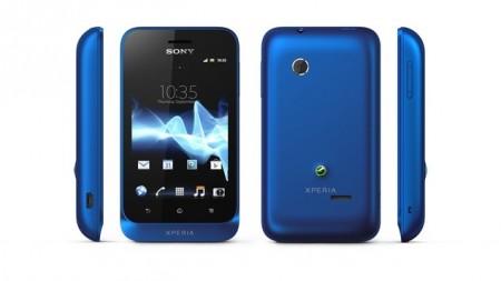 Снимки на Sony Xperia Tipo ST21i