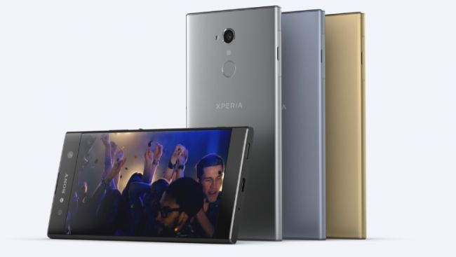 Смартфон Sony Xperia XA2 Ultra Dual H4233