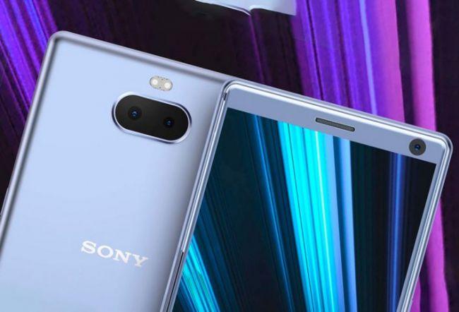 Смартфон Sony Xperia XA3