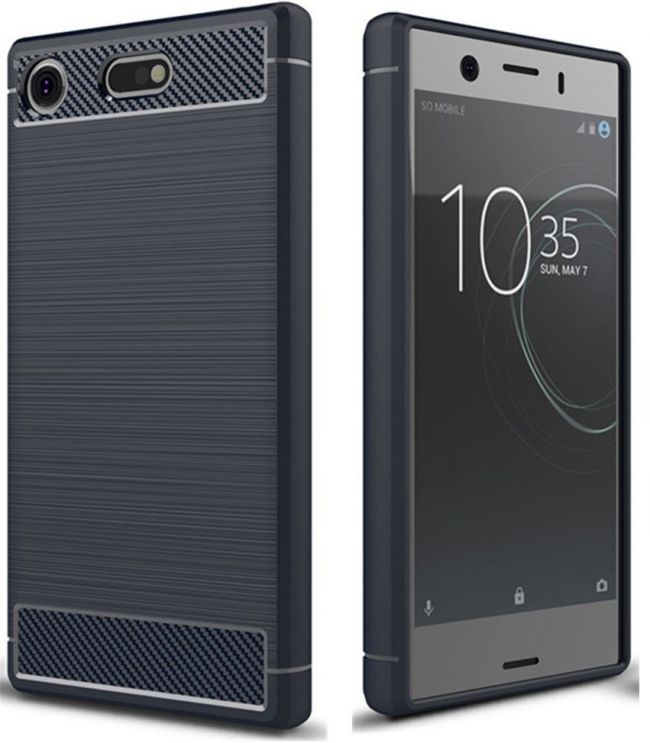 Калъф за Sony Xperia XZ1 Compact Case TPU Lux