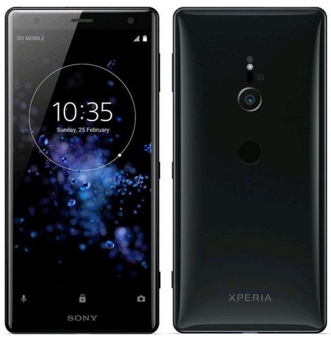 Смартфон Sony Xperia XZ2 Dual