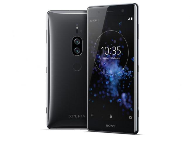 Смартфон Sony Xperia XZ2 Premium Dual
