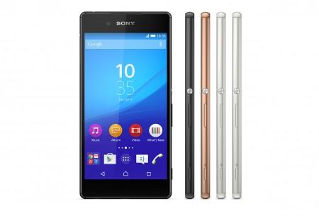 Sony Xperia Z3+ Plus E6553 Снимки