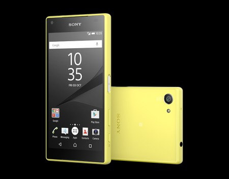 Снимка на Sony Xperia Z5 Compact