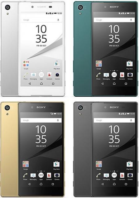 Смартфон Sony Xperia Z5 Dual SIM