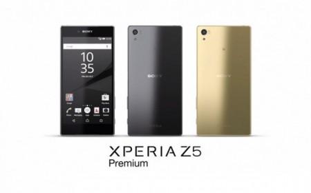 Снимка на Sony Xperia Z5 Premium E6853