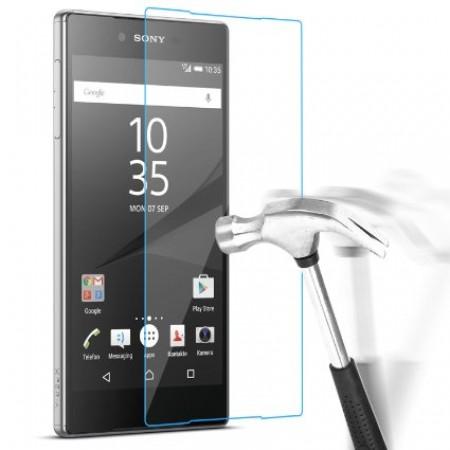Стъклен Протектор за мобилен телефон Sony Xperia Z5 Premium Glass