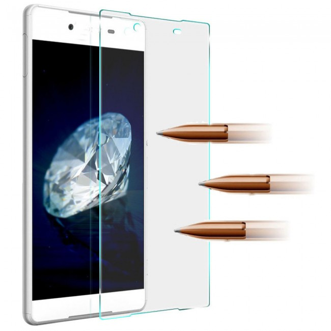 Протектор за Sony Z5 Premium Tempered Glass Protector Pro +