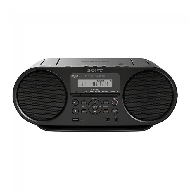 Радио плейър Sony ZS-RS60BT