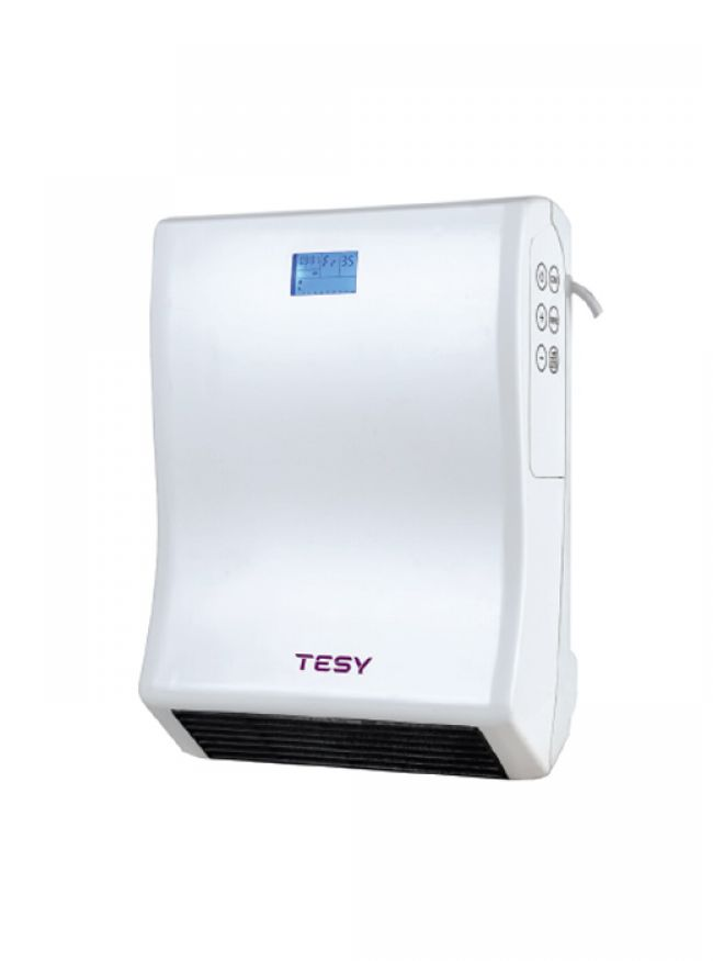 Вентилаторна печка Tesy HL246VB W