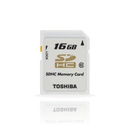 Карта памет Toshiba 16GB SDHC Class 10