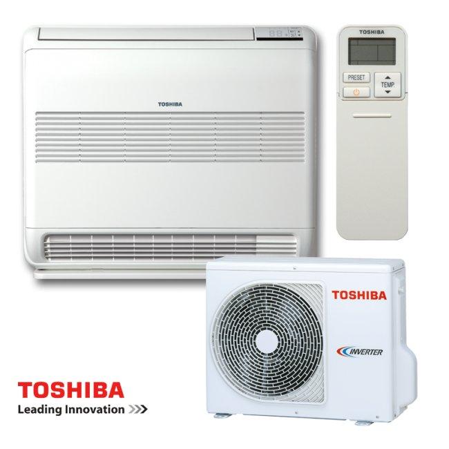 Подов климатик Toshiba RAS-B13U2FVG-E1/ RAS-13PAVSG-E