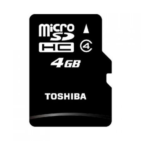 Карта памет Toshiba SDHC 4GB Class 4