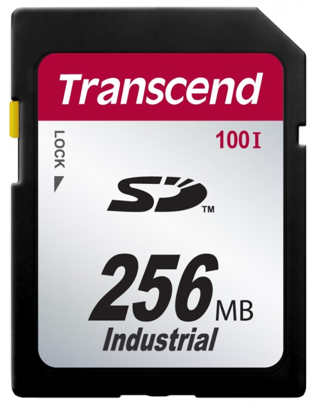 Карта памет Transcend 256MB Secure Digital (100X) TS256MSD100I