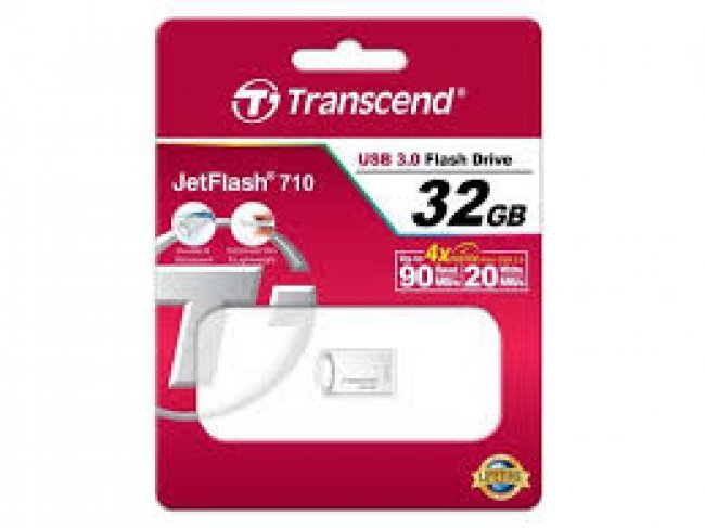 Transcend JetFlash 710 USB 32GB 3.1 Gen1 Flash Drive