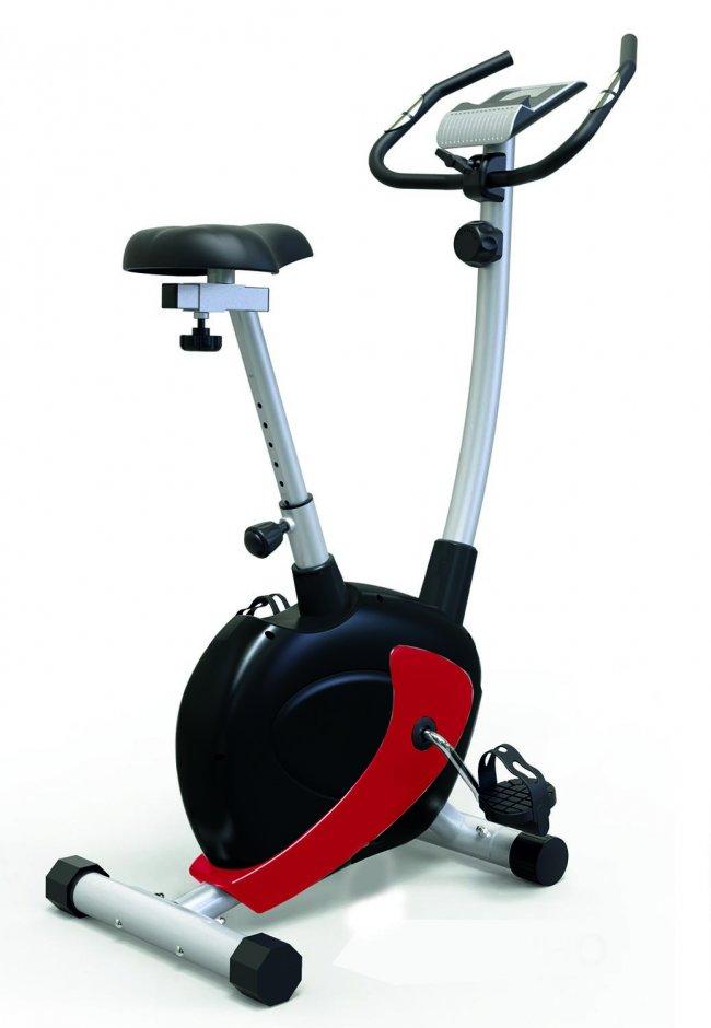 Велоергометър TS 2240 Магнитен Велоергометър- червен