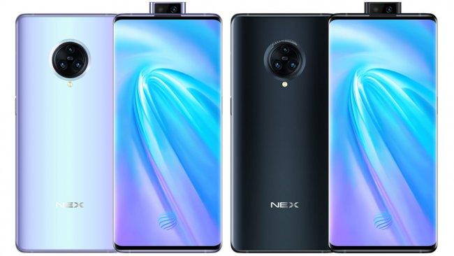 Vivo NEX 3 5G Dual