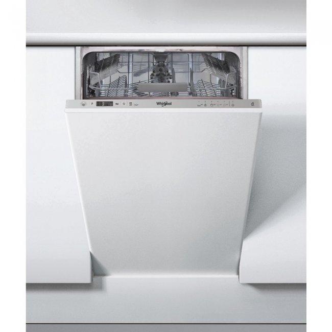 Съдомиялна машина за вграждане Whirlpool WSIC 3M17