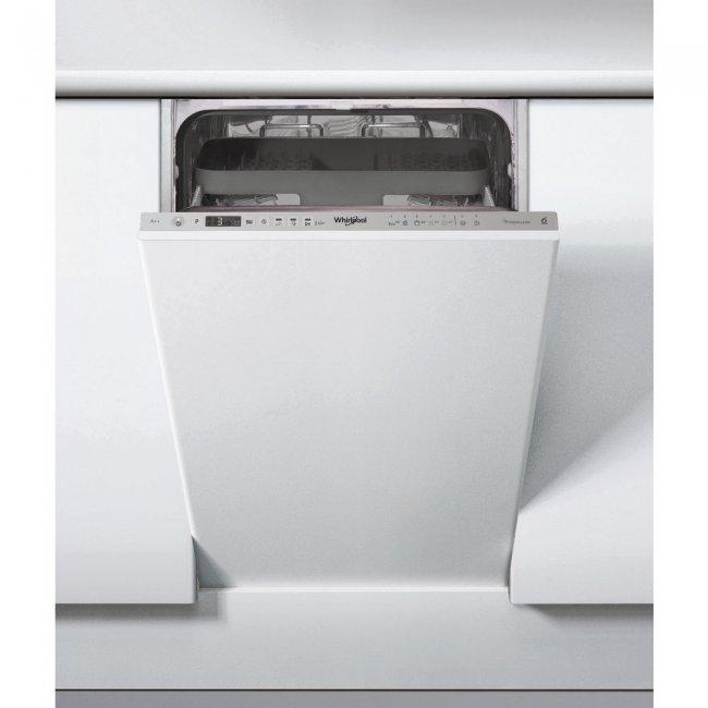 Съдомиялна машина за вграждане Whirlpool WSIO 3T223 PCE X