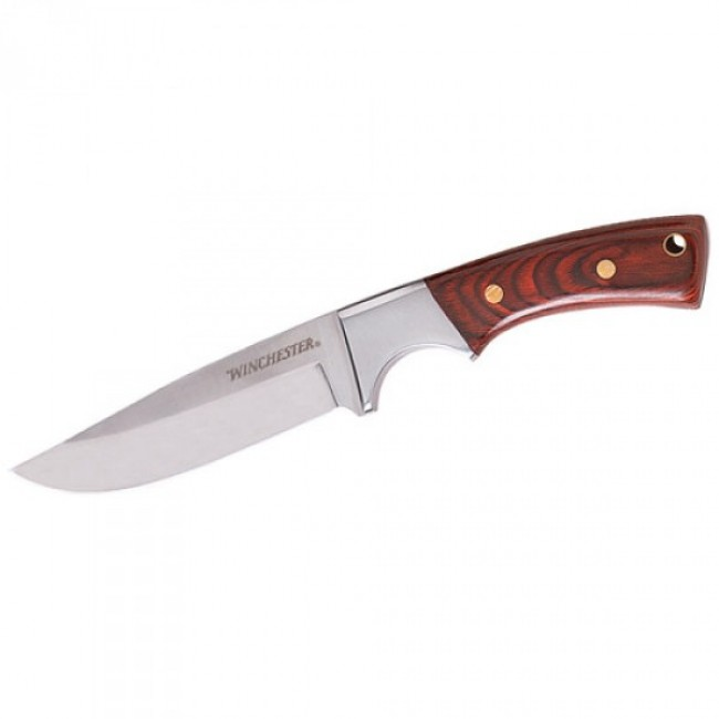 Нож WINCHESTER НОЖ WOOD FIXED BLADE SMALL