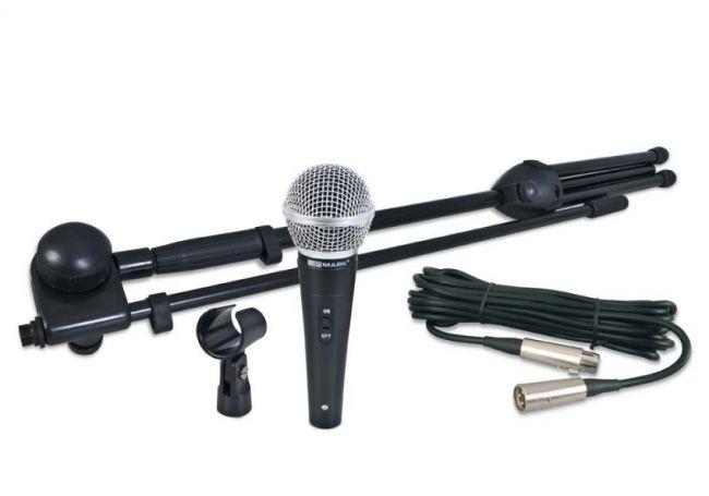 Микрофони Work