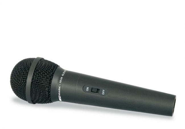 Микрофон Work MM 626