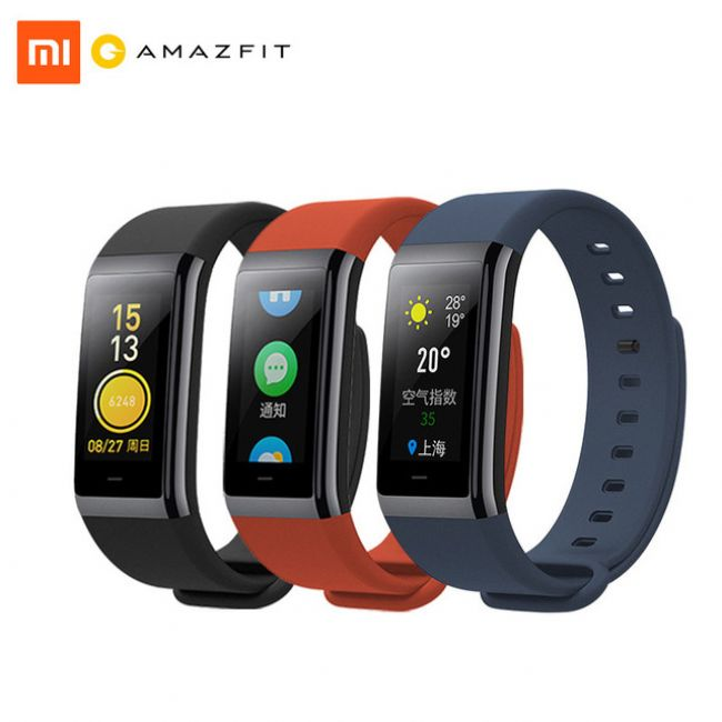 Спортна гривна XIAOMI AMAZFIT COR HEALTH BAND