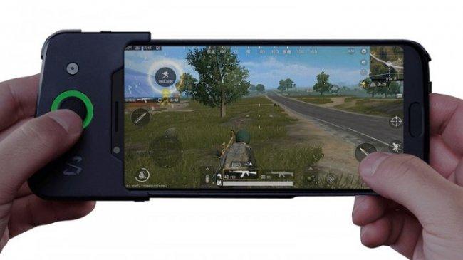 Xiaomi BLACK SHARK 2  game pad