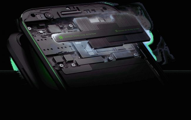 Снимки на Xiaomi BLACK SHARK DualSIM