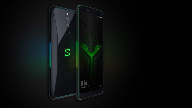 Смартфон Xiaomi Black Shark Helo Dual