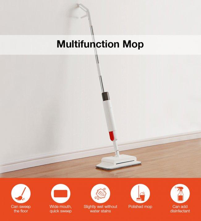 Прахосмукачка Xiaomi Deerma TB900 Spray Mop
