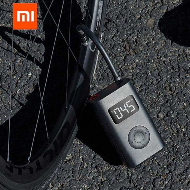 Xiaomi Ел.помпа Mi Portable Air Pump DZN4006GL компресор