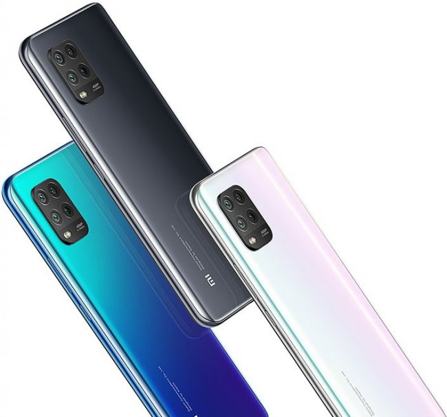 Цена на Xiaomi Mi 10 Lite DUAL 5G