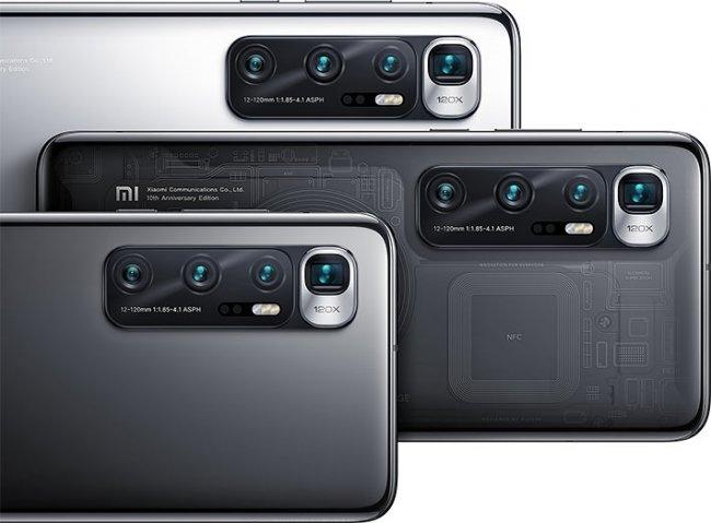 Цена Xiaomi Mi 10 Ultra Dual