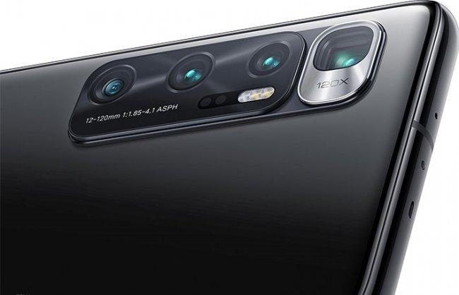 Снимки на Xiaomi Mi 10 Ultra Dual