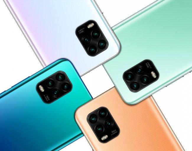 Цена на Xiaomi Mi 10 Youth 5G