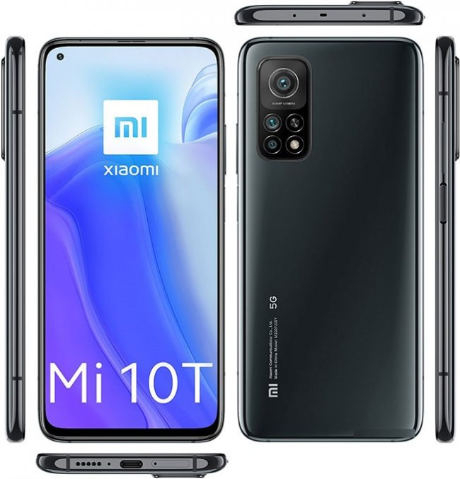 Цена на Xiaomi Mi 10T 5G