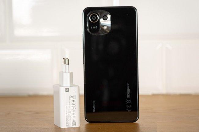 Xiaomi Mi 11 Lite 5G DUAL Снимки