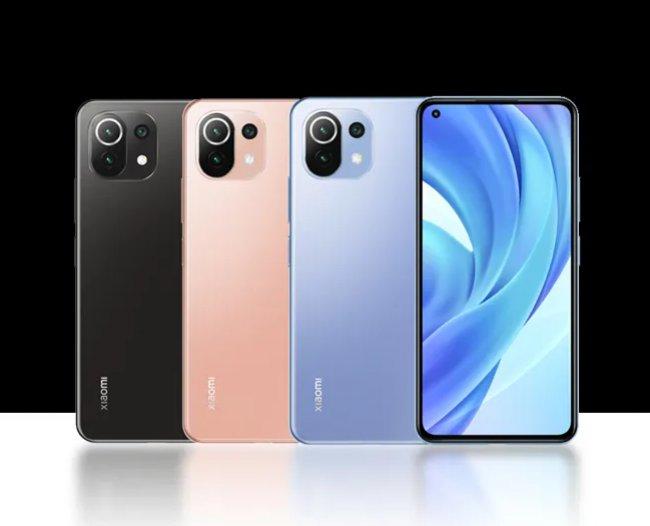 Xiaomi Mi 11 Lite 5G DUAL