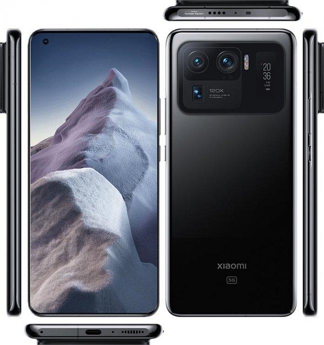 Смартфон Xiaomi Mi 11 Ultra DUAL