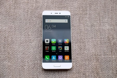 Снимки на XIAOMI Mi 5 Dual SIM